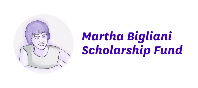 Martha Bigliani Scholarship Fund visual